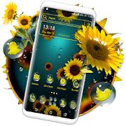 Sunflower Launcher Theme