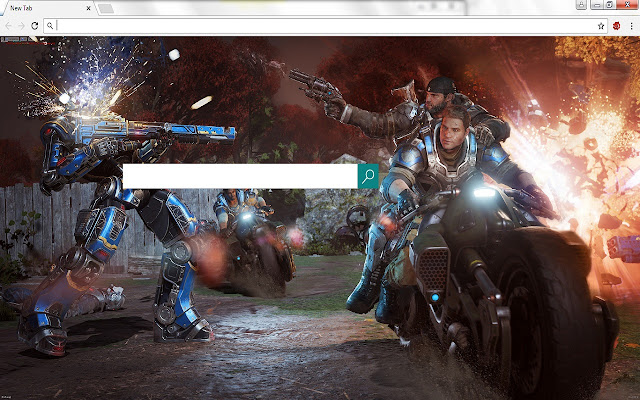 Gears of War 4 with Search – Official