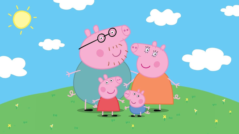 Watch Peppa Pig live
