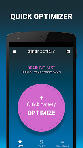 dfndr battery: manage your battery life screenshot 2