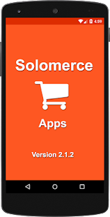 Solomerce Apps- screenshot thumbnail