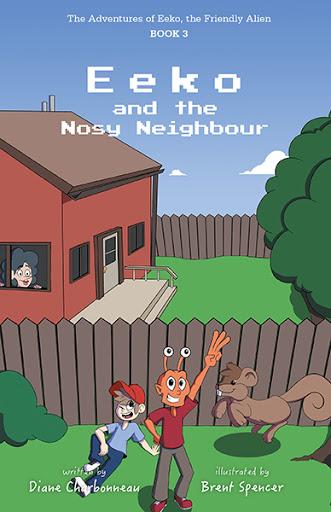 Eeko and the Nosy Neighbour cover