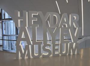 Photo: Presidentti Heydar Aliyevin mukaan nimetty uusi - upea - museo