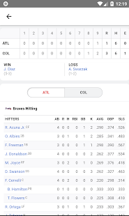 Baseball Live Streaming Screenshot