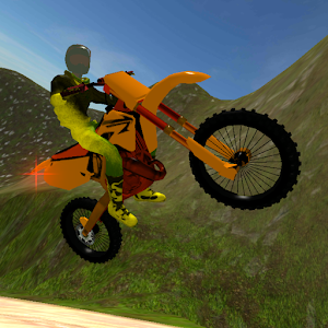 Mountain Motocross Simulator for PC and MAC