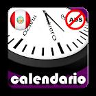 Calendario Feriados 2019 Perú AdFree + Widget icon