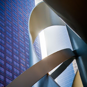 Art in downtown LA by Johannes Bichmann - Buildings & Architecture Other Exteriors