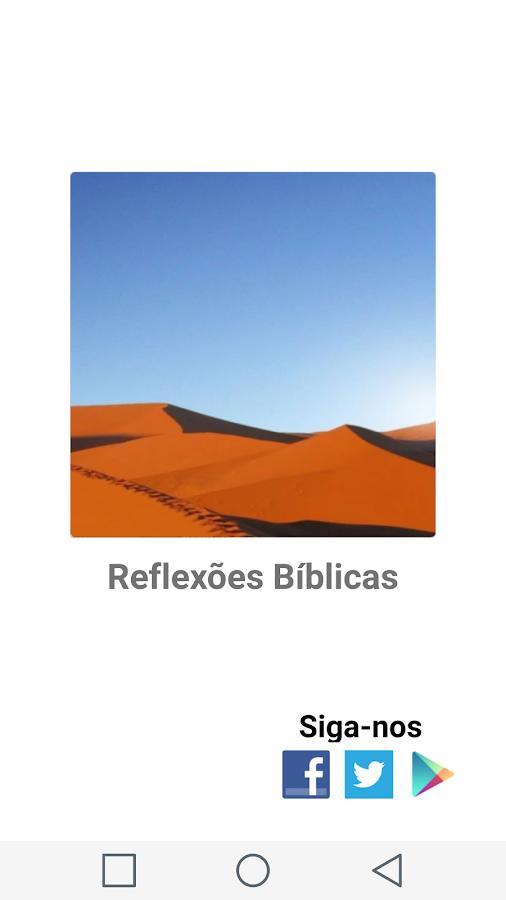 Reflexões Bíblicas Diárias- screenshot