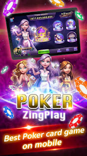 Game Poker ZingPlay Texas Hold'em APK for Windows Phone