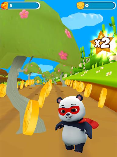 Baby Panda Run 1.2.15 screenshots 22