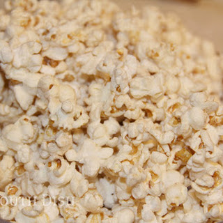 Old Fashioned Homemade Popcorn