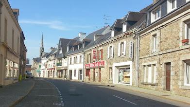 Photo: Un village classique de Basse Bretagne : Trégunc