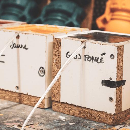 fabrication artisanale française en atelier français
