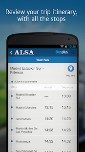 ALSA: buy your bus tickets - náhled
