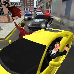 Outrun The Cop Criminal Racing for PC and MAC