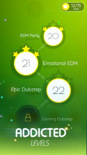 Dancing Ballz: Magic Dance Line Tiles Game screenshot 4