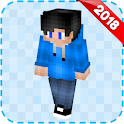 Boys Skins for Minecraft PE 🎮 icon
