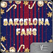 Barcelona Wallpaper Snow HD icon