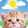Weather Kitty - Forecast, Radar & Cat Pictures APK