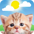 Weather Kitty - Forecast, Radar & Cat Pictures icon