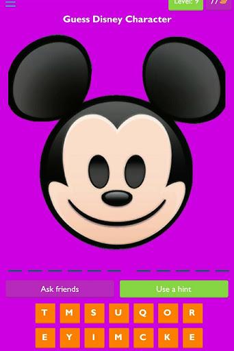 Disney Emoji Blitz Quiz