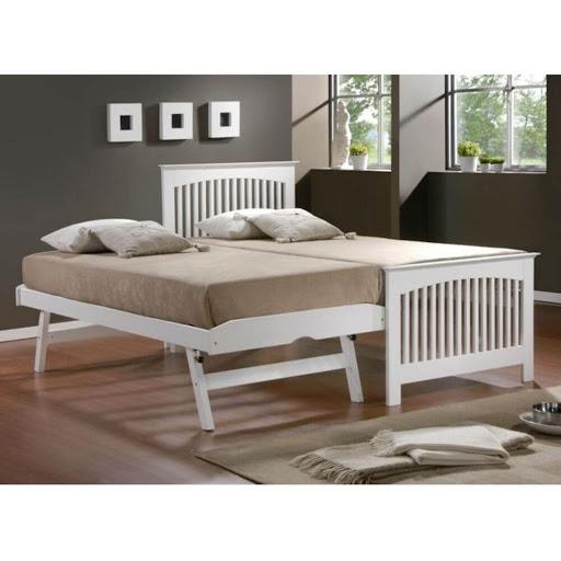 Birlea Toronto White 2 in 1 Bed