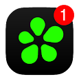ICQ New: Messenger for video calls & group chats