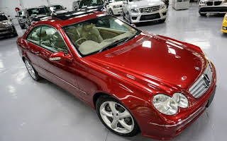 Mercedes Benz Clk 320 Rent Australian Capital Territory