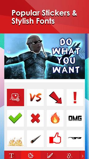 Thumbnail Maker for YT Videos screenshot 2