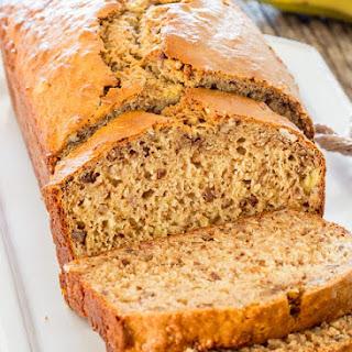 Easy Banana Nut Bread Recipe