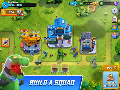 Game Rush Wars APK for Windows Phone