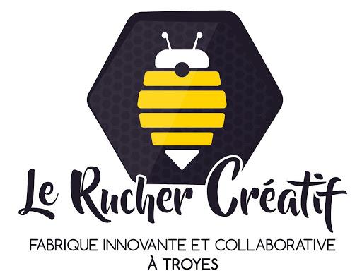 logo le rucher créatif