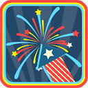 Happy 4th July Memory Puzzle
