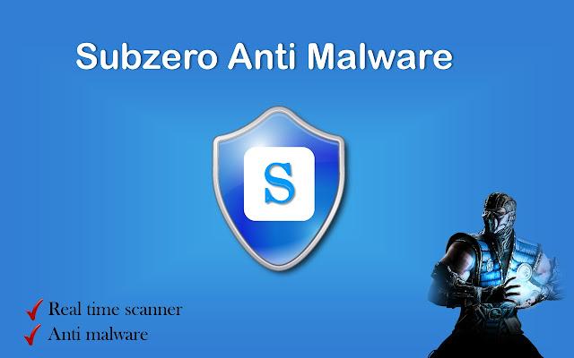 Anti Malware Subzero