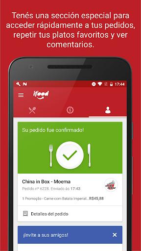 iFood Argentina 1.0.25 screenshots 2