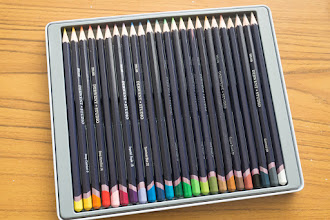 Photo: Derwent Studio-series Coloured Pencils http://www.parkablogs.com/node/11674