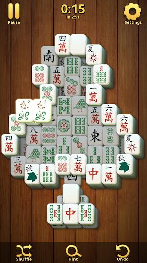 Mahjong Solitaire Classic : Tile Match Puzzle 1.10.12 screenshots 1