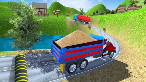 Cargo Indian Truck 3D 1.0 screenshots 2