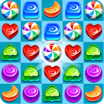 Witch Candy : Magic Match 3 Icon