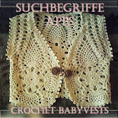 DIY Crochet Baby Vests