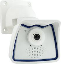 Photo: Mobotix M24 IP camera, with L11 lens