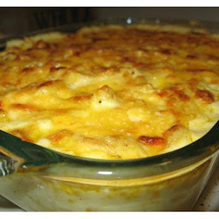 Cheddar Cheese Macaroni and Cheese