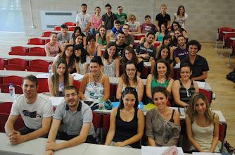 Photo: Metodi Matematici (Medica) 2011-2012