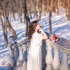 Wedding photographer Olga Chepalova (DenisovnaForever). Photo of 15.03.2015