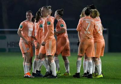 ? ? Mooie beelden van de winst van Anderlecht in de topper bij de vrouwen in Gent