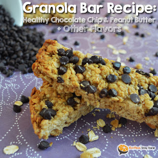 Chocolate Chip and Peanut Butter + More!