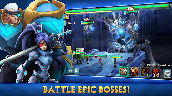 Mod Game Alliance: Heroes of the Spire for Android