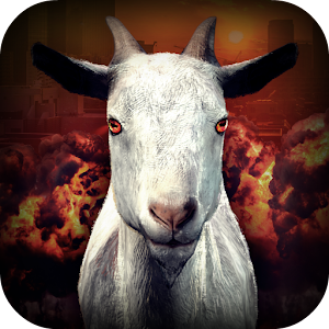 Goat Simulator 3D FREE: Frenzy for PC and MAC