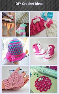 DIY Crochet Ideas - náhled