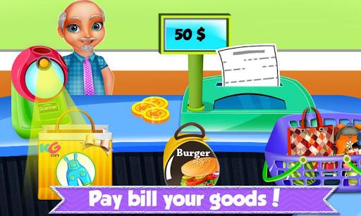 Baby Supermarket - Grocery Shopping Kids Game screenshot 5